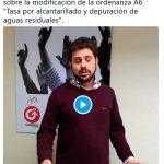 """Ciudad Real: Ganemos califica de """"inaudita"""" la postura de PP y PSOE sobre la modificación de la tasa de alcantarillado"""
