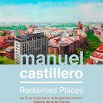 Manuel Castillero mostrará el futuro paisaje urbano en Trazos