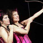 """Puertollano:Las XL ofrecen su espectáculo músico teatral """"Abandónate mucho"""" en el Auditorio Municipal"""