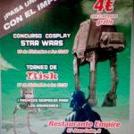 Viñeta y 326 Star Wars celebran con actividades el estreno de la Guerra de las Galaxias