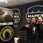 El baterista puertollanense José Rosendo ficha por la mítica marca de baterías Mapex como artista internacional