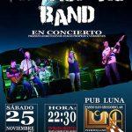 Puertollano: The Ruinas Band vuelven a los escenarios con el directo de este sábado en Pub Luna