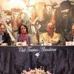 Almodóvar del Campo: Ana Muñoz desveló el sentimiento que como aficionada le hace retratar con arte lo más puro e íntimo de la Fiesta
