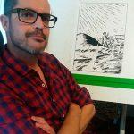 """El dibujante ciudadrealeño Sef Briz participa en el proyecto del libro de cómics """"Refugiados, viñetas solidarias"""""""