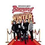 Burning actuará en el Puertollano Winter Festivalel 17 de febrero