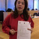 """Zamora reprocha al PP la """"irresponsabilidad"""" de hacer incumplir al Ayuntamiento un contrato que firmó Rosa Romero"""