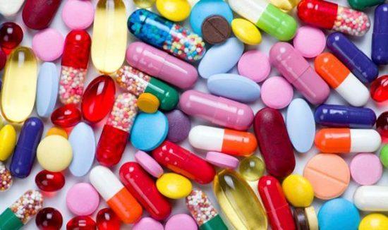 Fármacos diversos