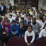 Ciudad Real: El CEIP Ferroviario celebra la décima edición de 'Jugando al atletismo' con la Gemma Arenas