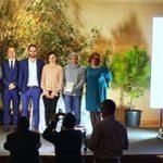 La AD Cabañeros-Montes Norte premia a cinco iniciativas de emprendimiento en el estreno de su nuevo nombre 'Entreparques'