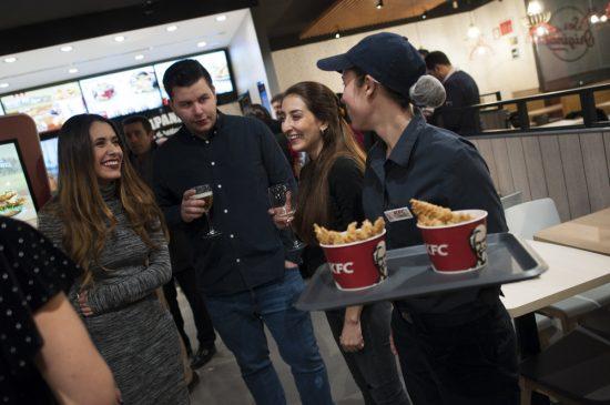 Inauguración KFC - 5