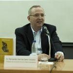 """García-Cano Lizcano: """"La filosofía es una necesidad de la inteligencia humana"""""""