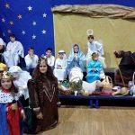 El CEIP 'Maestro Navas' ha abierto las puertas de Aldea del Rey a la celebración de la Navidad con su entrañable festival