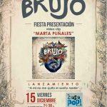 Brujo presenta disco y videoclip de la mano de Vega Records
