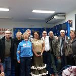 """Puertollano:La Asociación de Vecinos """"El Carmen"""" celebra su chocolatada navideña"""