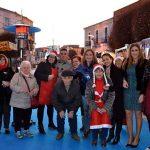 Carrión abrió anoche su tradicional Mercadillo Artesanal Navideño, dando comienzo a la programación de estas fiestas