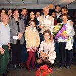 Puertollano: Mayte Fernández pone a Celestino Pozuelo como ejemplo de entrega en el homenaje del Centro de Mayores II