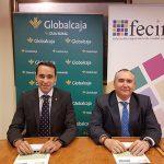 Convenio de Globalcaja con FECIR en apoyo al mundo de la empresa en Ciudad Real