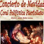 Puertollano:Villancicos populares en el concierto navideño de la Coral Polifónica