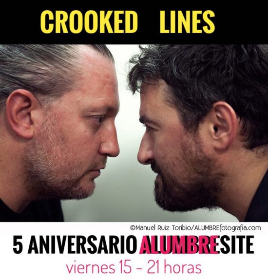 crooked lines alumbre