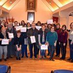 """Ciudad Real:Entregados los diplomas del taller de Igualdad """"Cuidando Cuidadoras"""""""