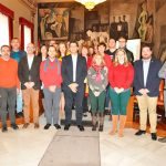 La Diputación destina 2,5 millones de euros a impartir formación remunerada a 420 jóvenes parados de la provincia