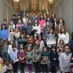 Entregados los Premios del Concurso para Escolares que convoca la Diputación sobre la Constitución