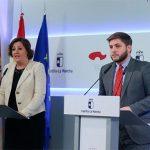 """El Gobierno regional muestra su rechazo a las enmiendas del PP """"que suponen recortar en otros 160 millones de euros el Estado del Bienestar"""""""