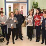 El Centro de Mayores de Almodóvar despide a su directora con la celebración navideña