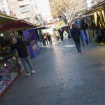 El gran mercado navideño abre sus puertas
