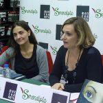 Isabel Ruiz presenta su tercer trabajo sobre mujeres