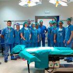 El Hospital de Ciudad Real realiza con éxito la primera intervención con quimiohipertemia en cáncer de páncreas