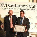 García-Page destaca el compromiso de la Cooperativa 'Virgen de las Viñas' con Castilla-La Mancha e invita a que cunda el ejemplo