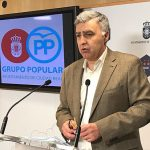"""Martín asegura que Zamora es """"la única culpable"""" de la situación que atraviesan los trabajadores de parques y jardines"""