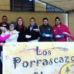 Puertollano:1.001 huevos fritos para abrir boca al carnaval de Porrascazos Blu Bla