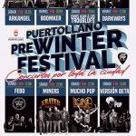 Ocho bandas locales calentarán los motores del Winter Festival con conciertos gratuitos en las salas de Puertollano