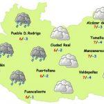 El tiempo en Ciudad Real: vuelve la lluvia