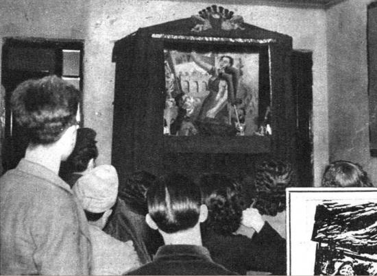 Función de La Tarumba (Mundo Gráfico, 24.3.1937)
