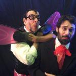 Domingo 'La mar de divertido' en el Teatro de la Sensación