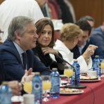 """Ciudad Real: Cañizares dice sentirse """"parte del equipo"""" del PP municipal, aunque el candidato a la Alcaldía no se anunciará hasta dentro de unos meses"""