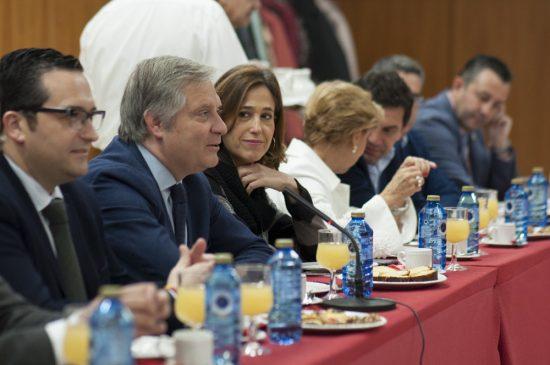 Desayuno con la prensa PP provincial - 4