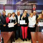 El Gobierno regional forma a ocho trabajadoras en atención sociosanitaria a personas dependientes en Los Pozuelos de Calatrava