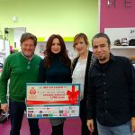 La ganadora de la campaña de la Alfombra Azul es Pilar Solana, y recibe por ello un cheque regalo de 1.700 euros