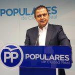 """Martín-Toledano lamenta que Page exija la aprobación de los PGE """"al tiempo que el PSOE los bloquea"""""""