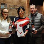 Su peso en vino: Mari Paz Romero, 55 litros de vino de Valdepeñas