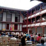 El Corral de Comedias registró el mayor número de turistas desde que se realiza estadística, casi 109.000 visitas