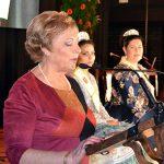 Villarta de San Juan abre Las Paces con un homenaje a las madres y el emotivo pregón de su vecina ausente Jose Oviedo
