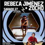 """Rebeca Jiménez actuará este sábado en Ciudad Real acompañada del cantautor local """"Zocho"""""""
