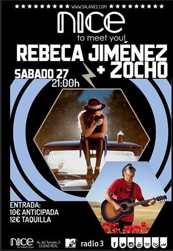 Zocho Rebeca Jiménez 27 enero foto