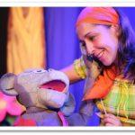 Espectáculo infantil de marionetas para este domingo en el Teatro de la Sensación
