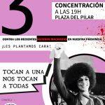 """Convocan una concentración contra """"los recientes sucesos machistas"""" ocurridos en Ciudad Real"""